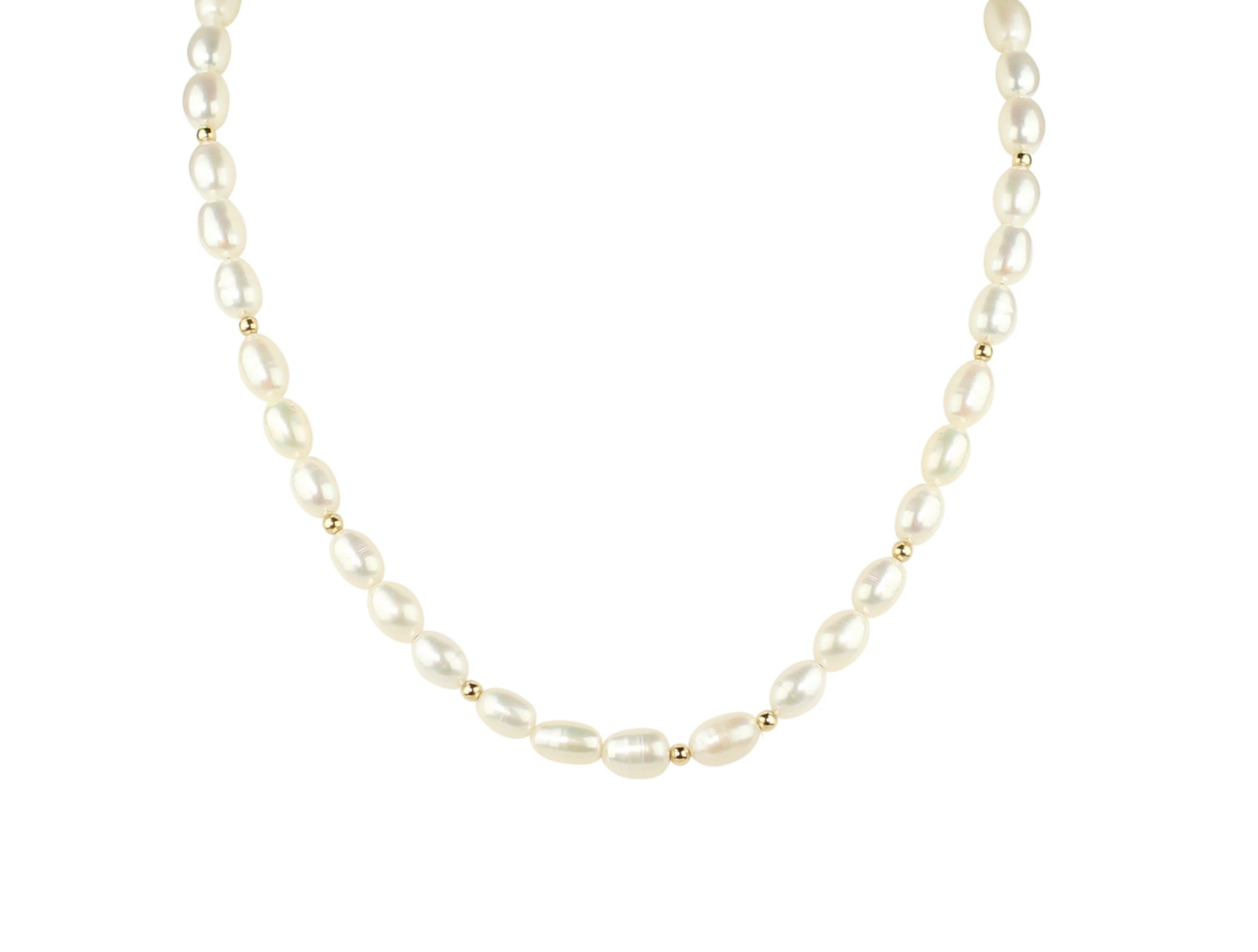 Asher Pearls Necklace