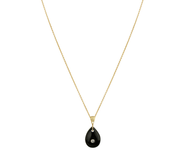 Hala - Onyx Necklace