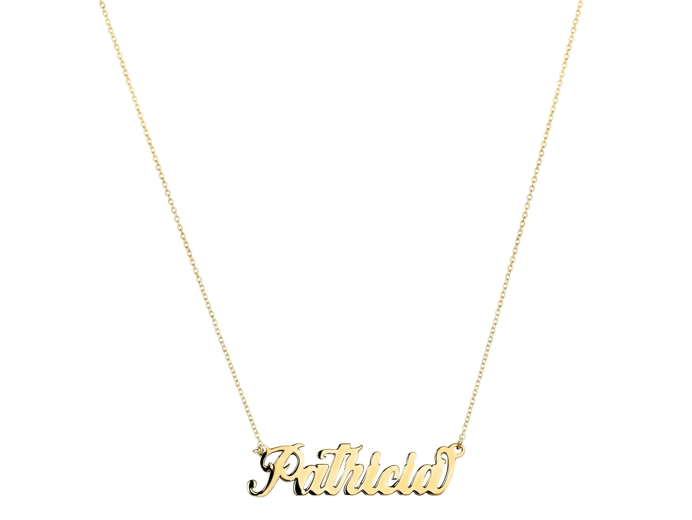 Handcrafted Name Necklace