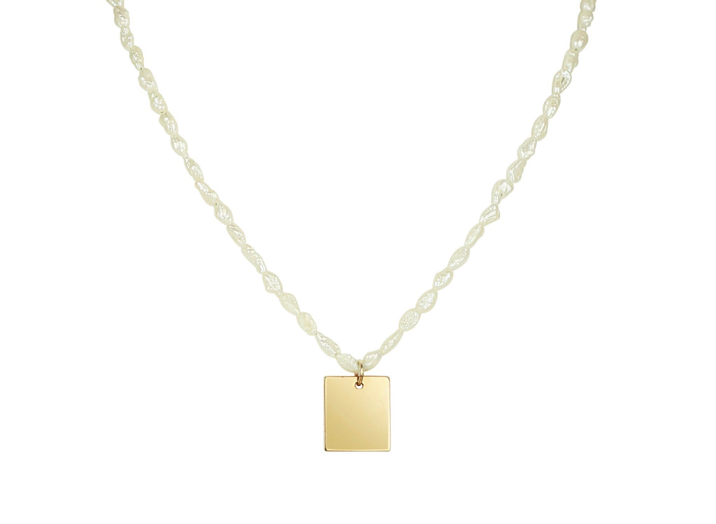 Perla Oro Necklace