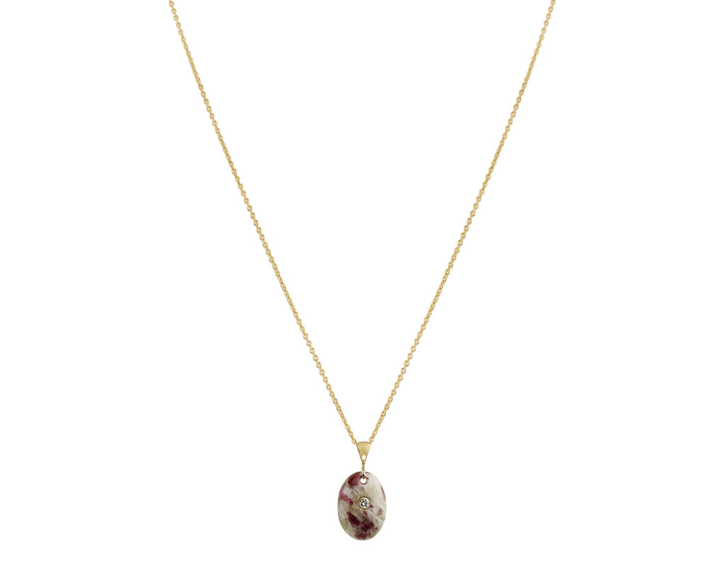 Moanne - Ruby Necklace
