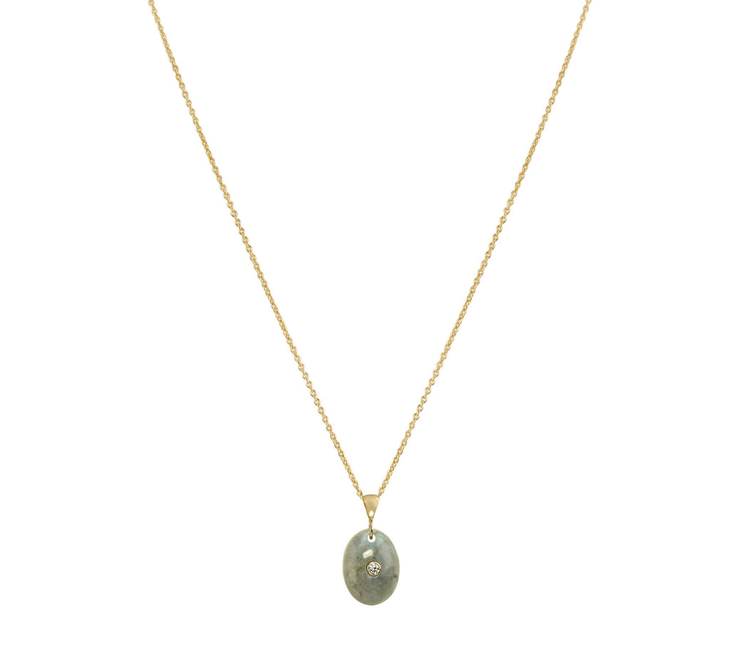 Lor - Labradorite Necklace