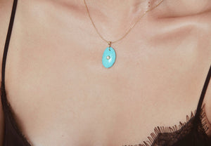 Acqua - Turquoise Necklace