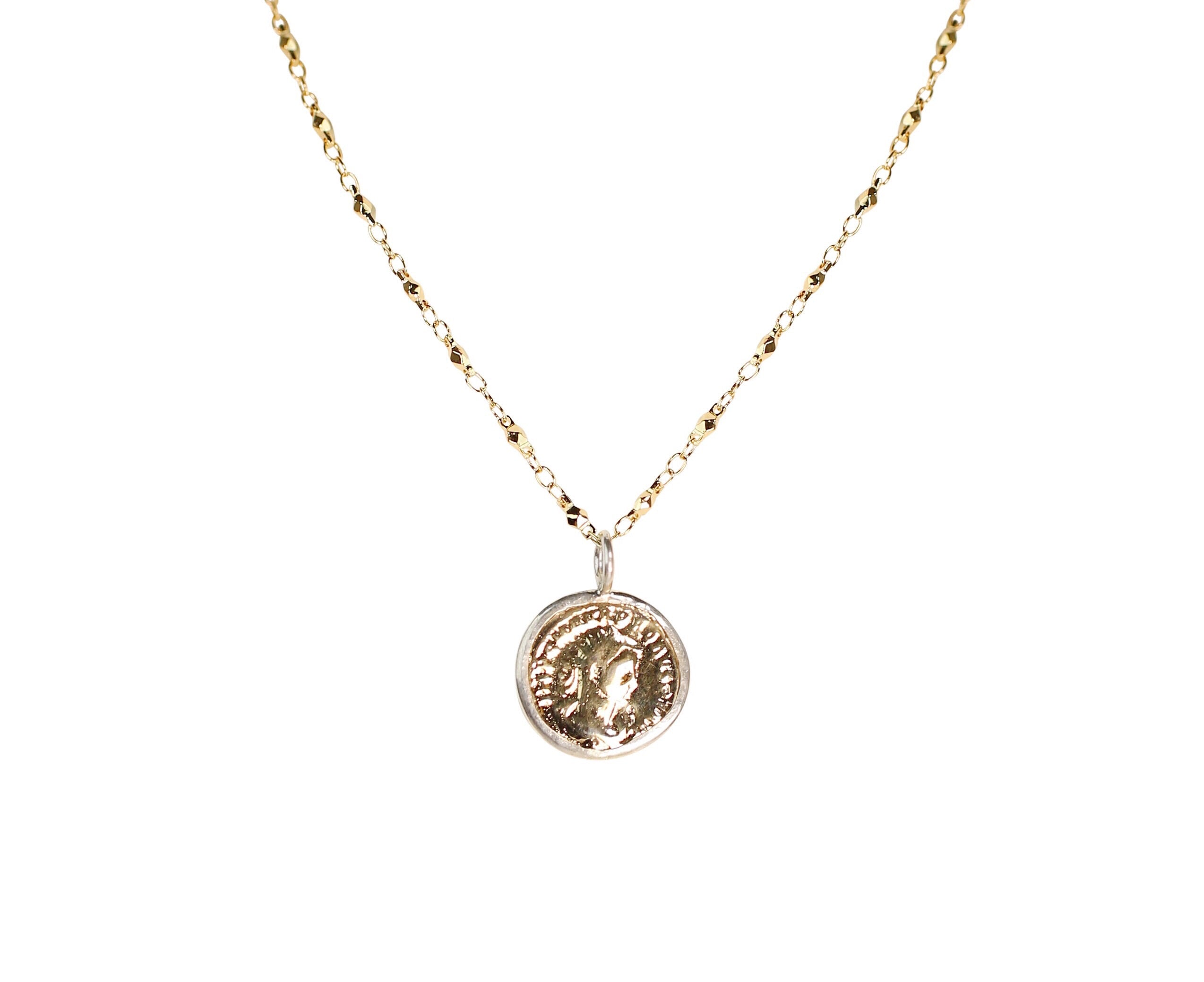 Emma Coin Necklace
