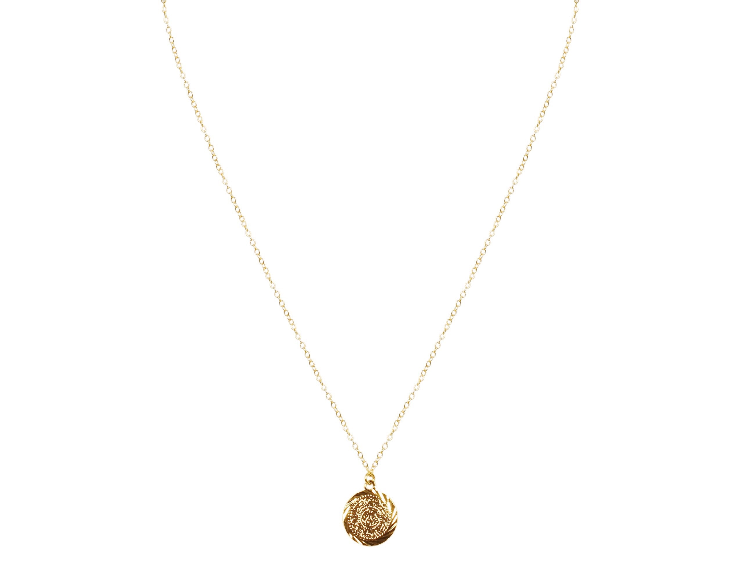 Lori Coin Necklace