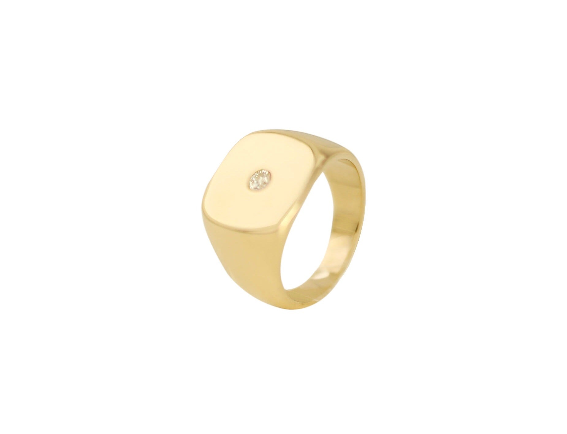Io Insignia Diamond Ring