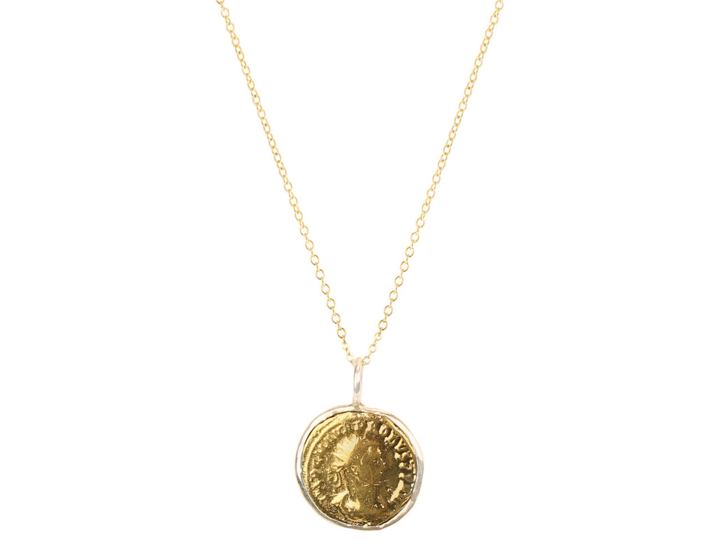 Lucca Coin Necklace