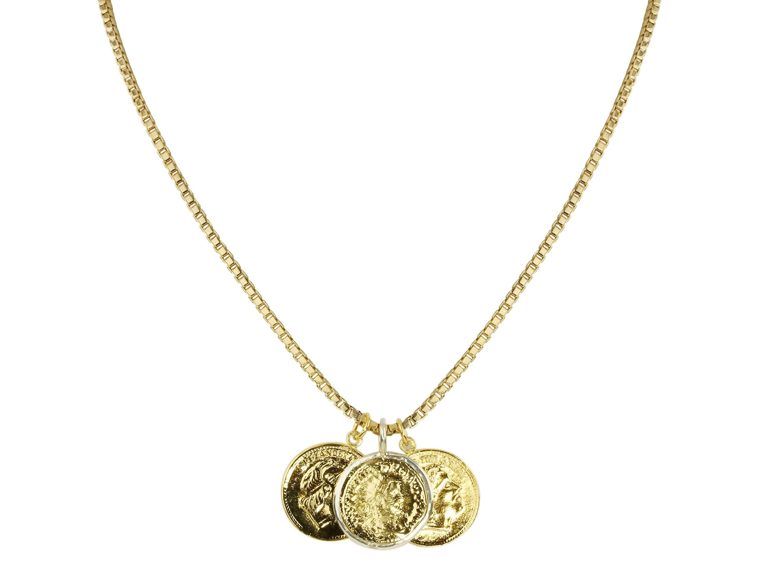 Fay Coins Necklace