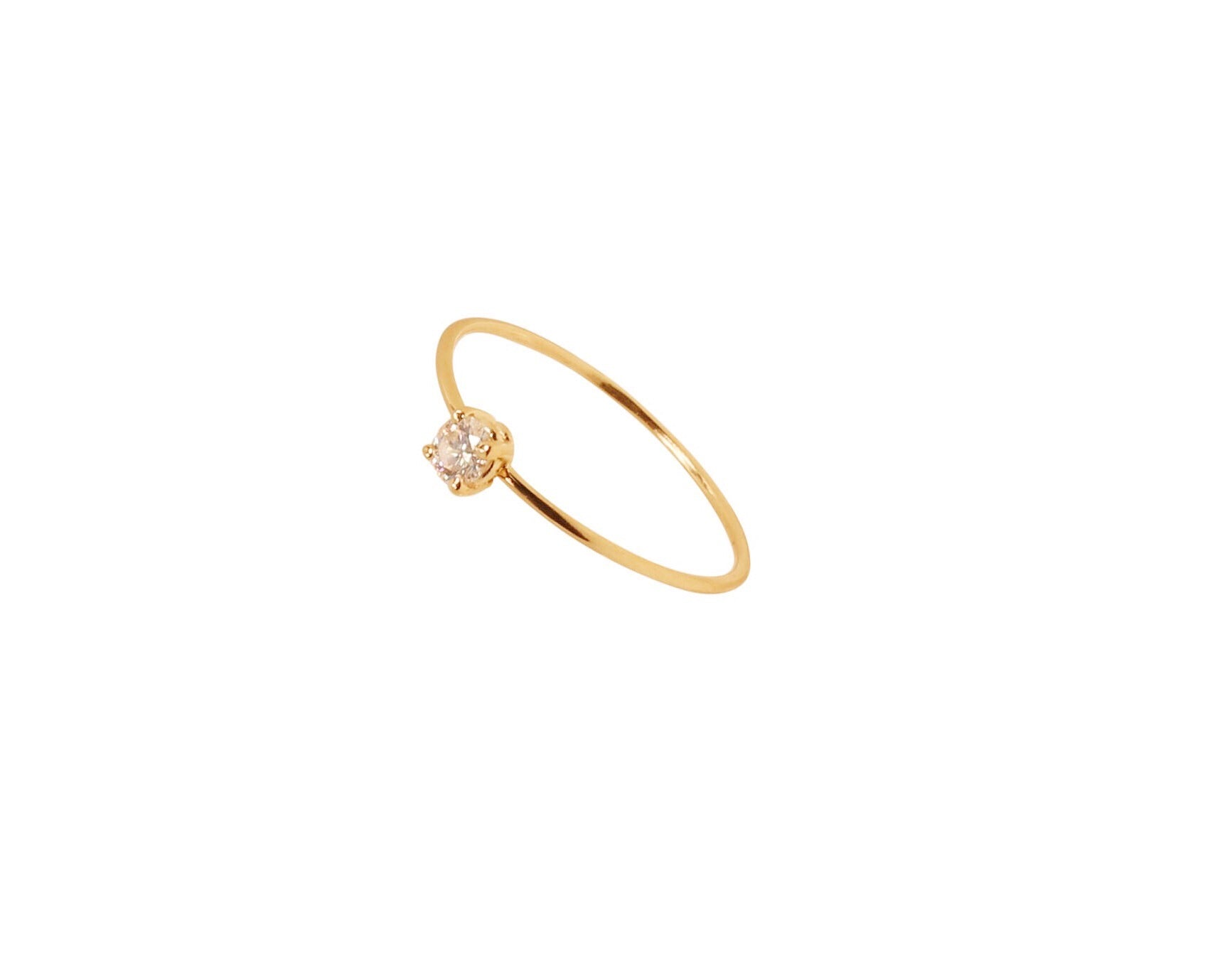 Kelly Diamond Ring