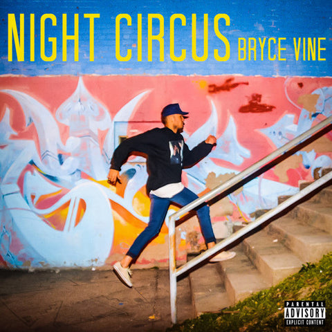 Bryce Vine Night Circus CD
