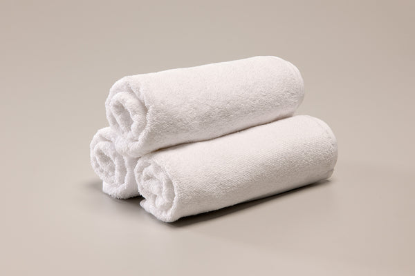 Large White Hand Towel