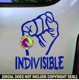 INDIVISIBLE Movement Resist Vinyl Decal Sticker Vinyl Decal Sticker