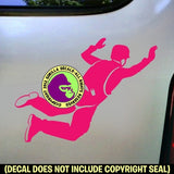 Base Jumper Vinyl Decal Sticker