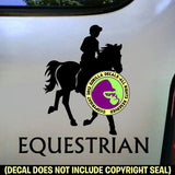 Endurance - EQUESTRIAN Vinyl Decal Sticker