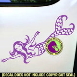 MERMAID Vinyl Decal Sticker