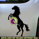 REARING HORSE Vinyl Decal Sticker