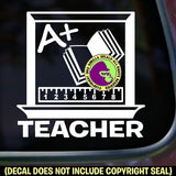 TEACHER Vinyl Decal Sticker