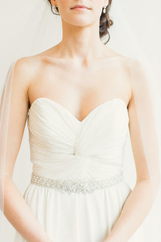 Bridal - Pirouette Belt