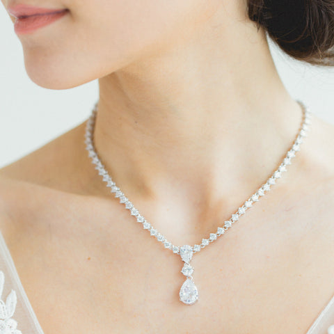 Bridal - Caprice Necklace