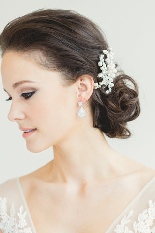 Bridal - Reflection Earrings