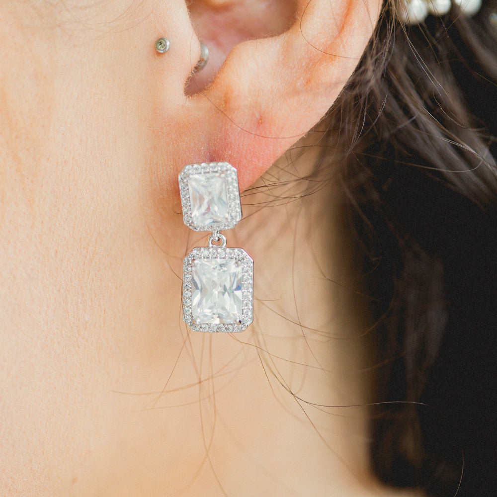 Bridal - Echoes Earrings