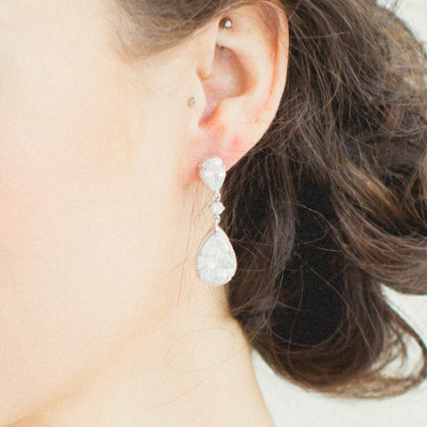 Bridal - Dreamer Earrings