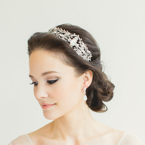 Bridal - Auva Hair Band