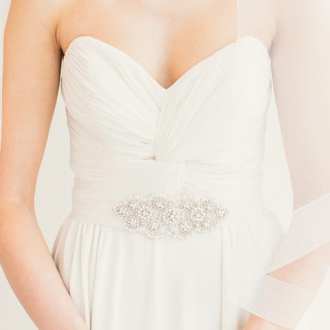 Bridal - Columba Belt
