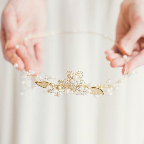 Pronovias<br>T2-2612 Hairpiece