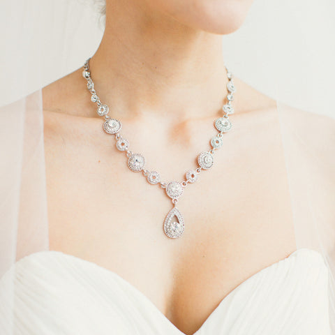 Bridal - Maia Necklace