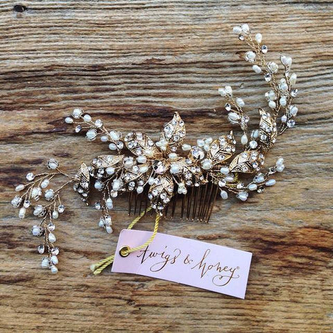 Twigs & Honey<br>509 Hair Comb