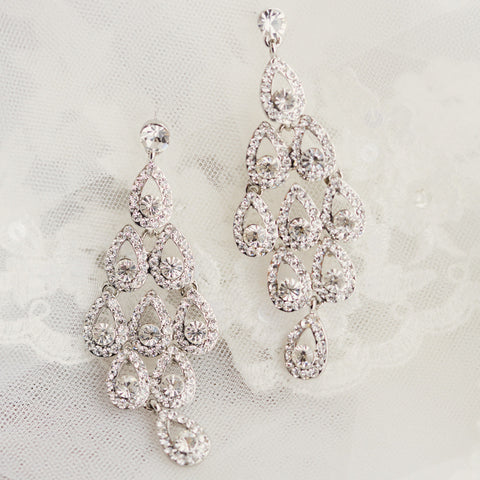 Waterfall<br>Earrings