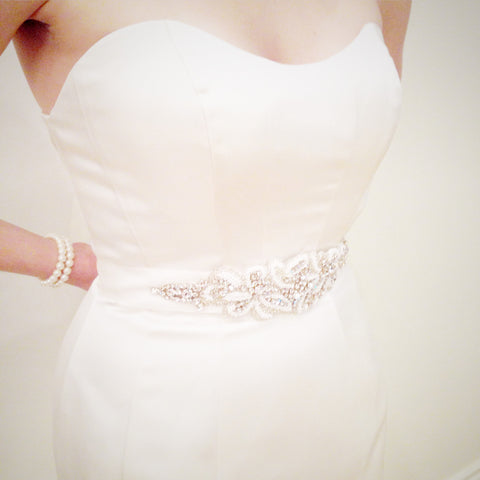 Bridal - Pronovias Cint-357 Belt