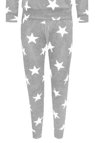 Little MT Star Joggers Grey