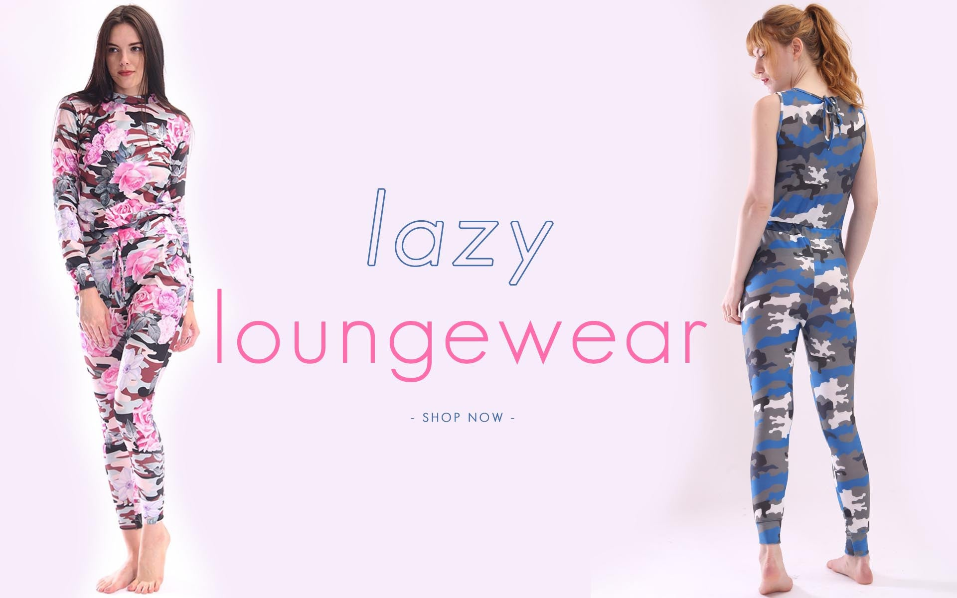 Lazy Miss Tempted Loungewear