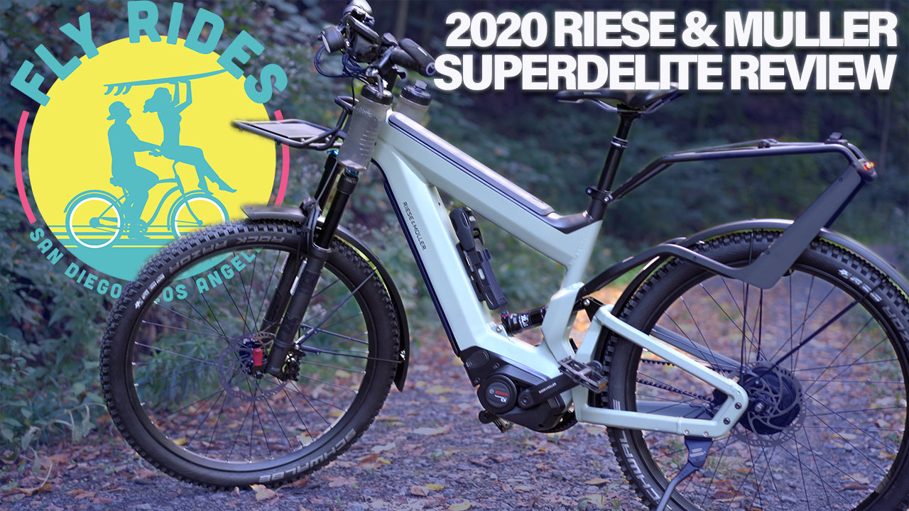 2020 Riese & Muller Superdelite Review