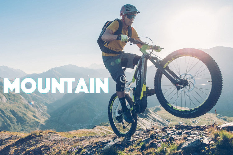 Electric Mountain Bikes collection