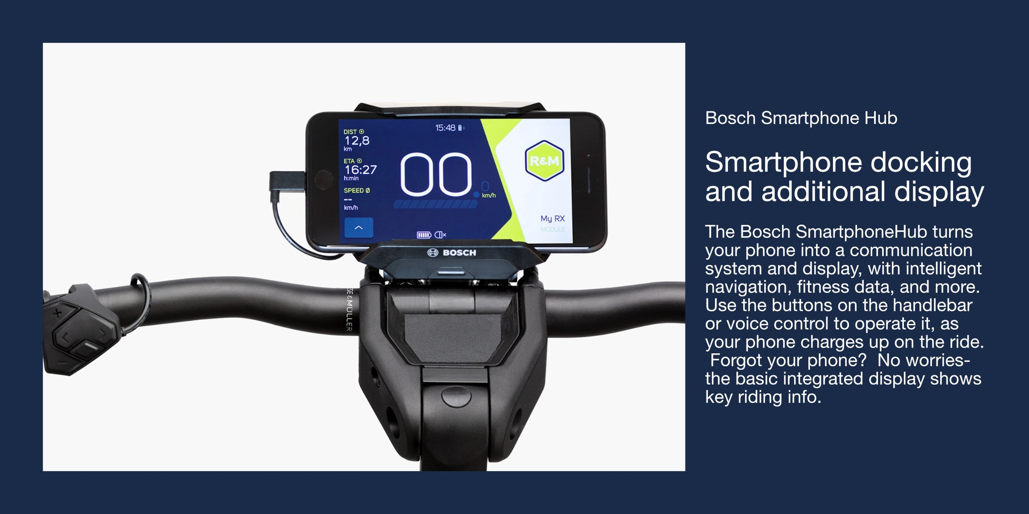 Bosch SmartphoneHub