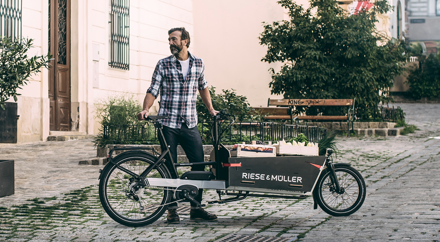 2019 Riese & Müller Packster 80 Collection