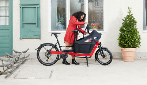 Riese & Müller Packster 40 Collection at Fly Rides