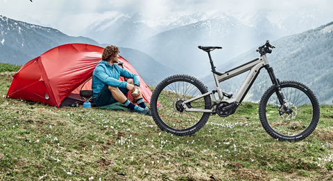 Riese & Muller Superdelite Mountain Collection at Fly Rides