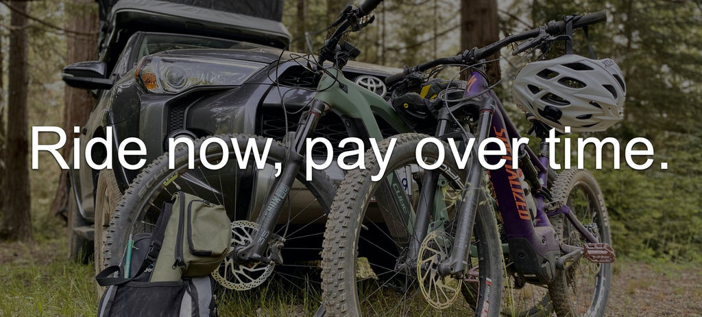 Ride Now, Pay Over Time