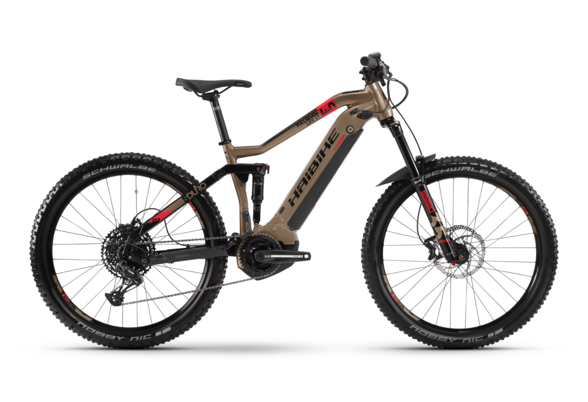 Best deals on 2020 Haibike SDURO FullSeven Life LT 4.0