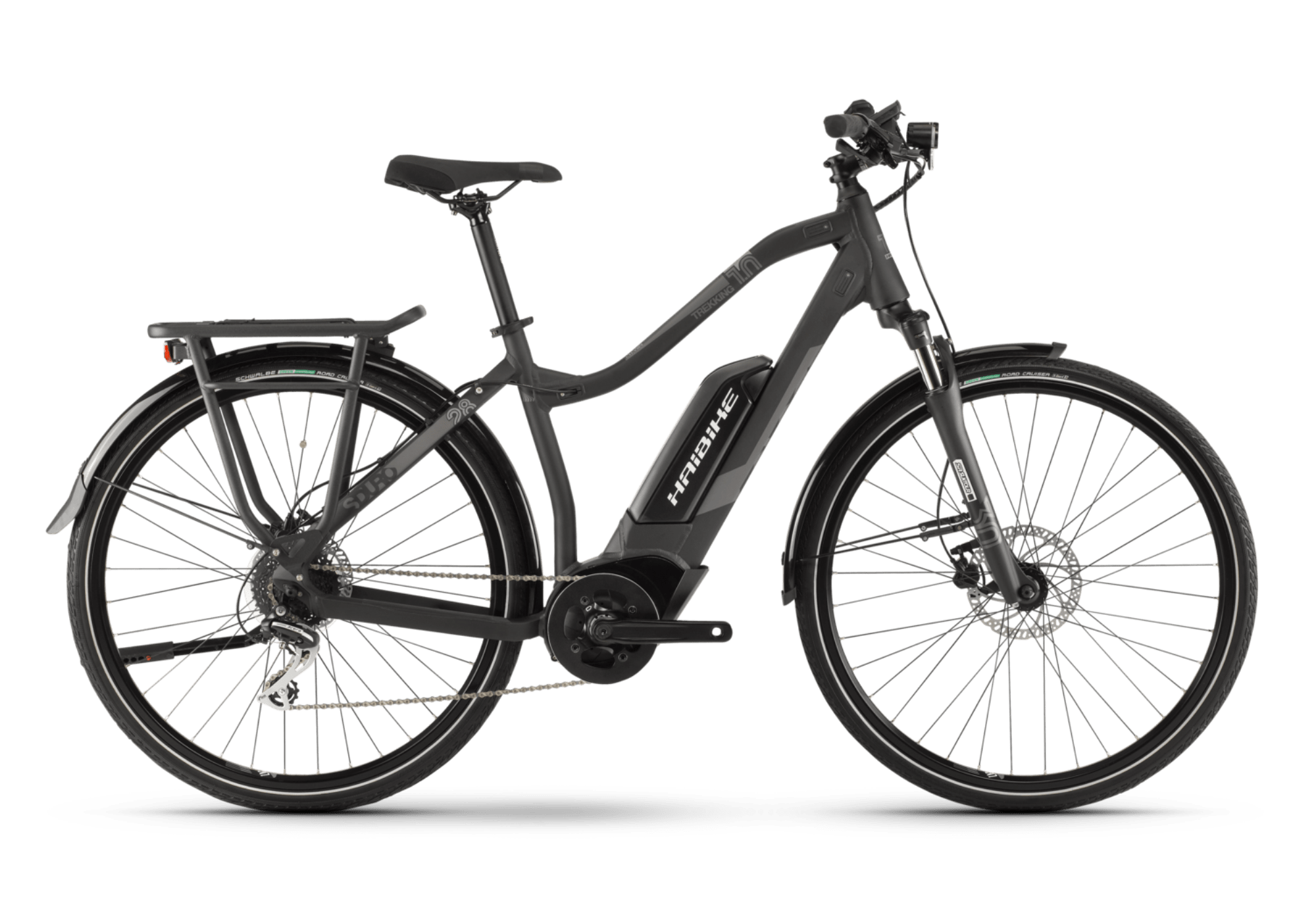 Best deals on 2020 Haibike SDURO Trekking 1.0 Low Step