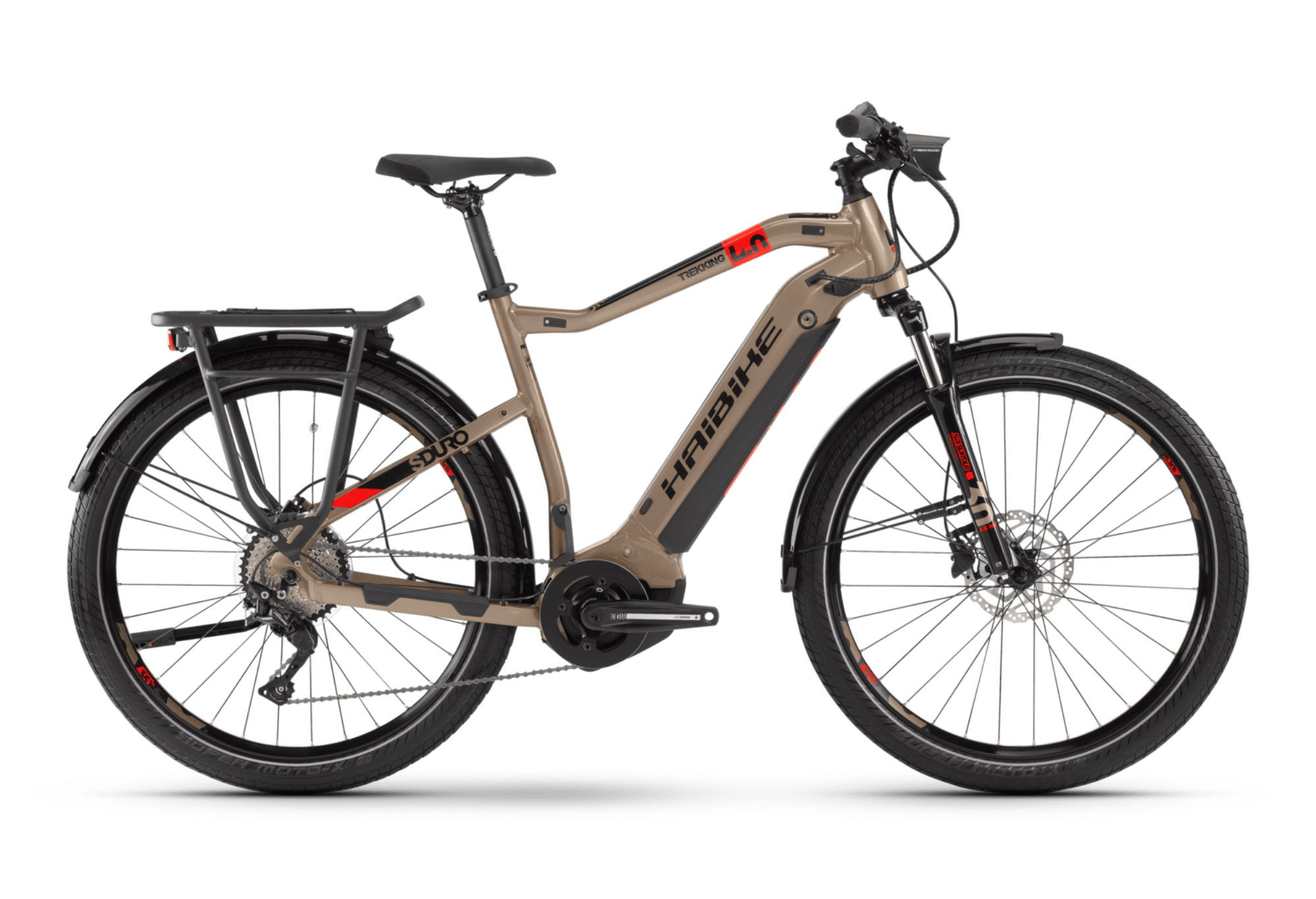 Best deals on 2020 Haibike SDURO Trekking 4.0 High Step