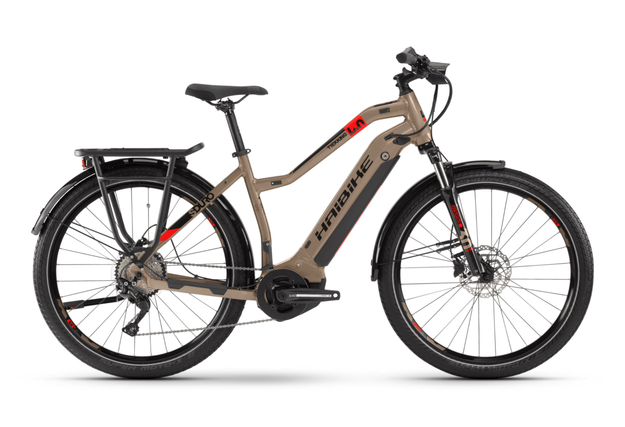 Best deals on 2020 Haibike SDURO Trekking 4.0 Low Step