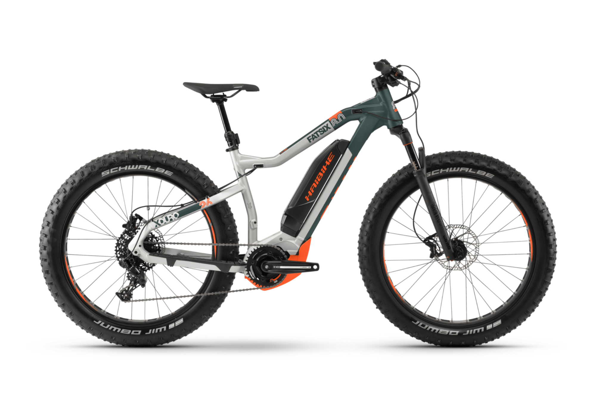 Best deals on 2020 Haibike XDURO FatSix 8.0