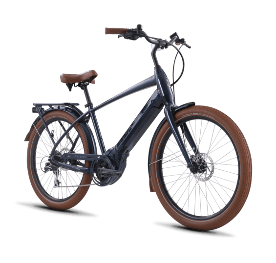 Raleigh Retroglide Royale iE Step Over