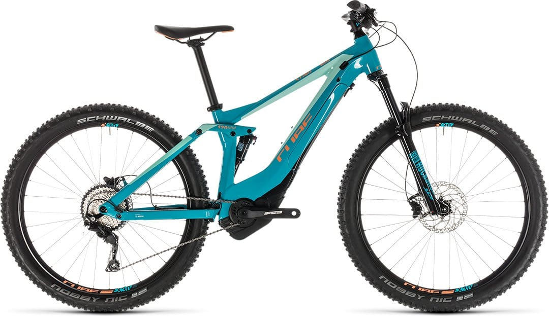 Best deals on 2019 Cube Sting Hybrid 120 Race 500