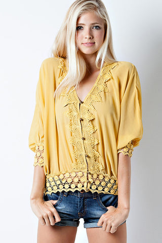 Leighla Top *Two colors available